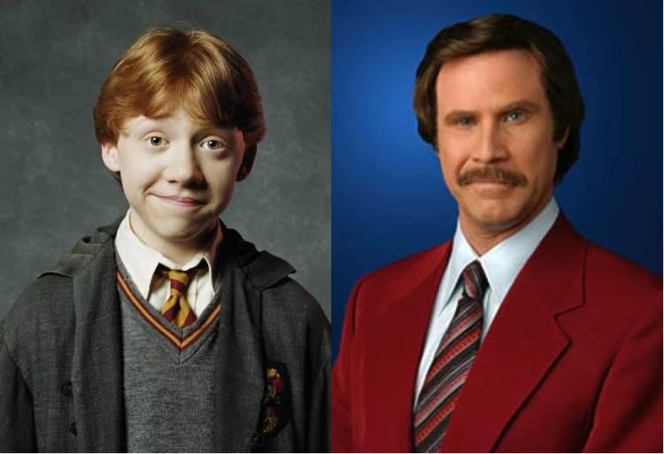 In this case, RON is neither a boy wizard nor a 70s news anchor