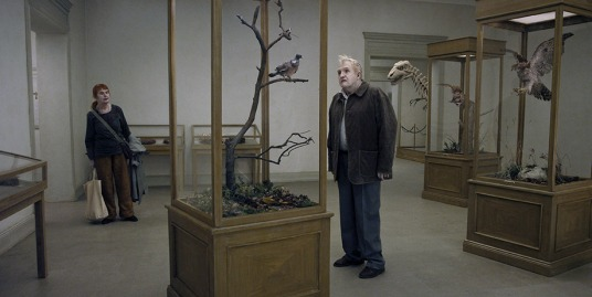 FILM REVIEW - A Pigeon Sat On A Branch