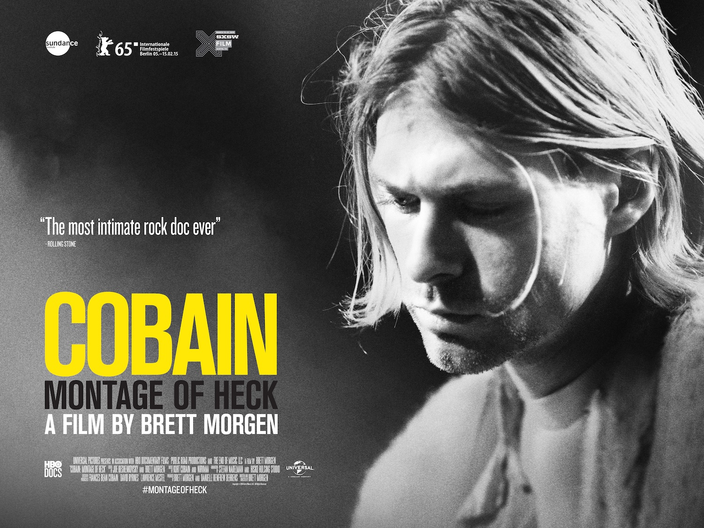 08740f4e479a FILM REVIEW  Cobain  Montage of Heck