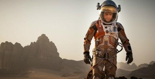 Matt Damon in The Martian. Photo: 20th Century Fox