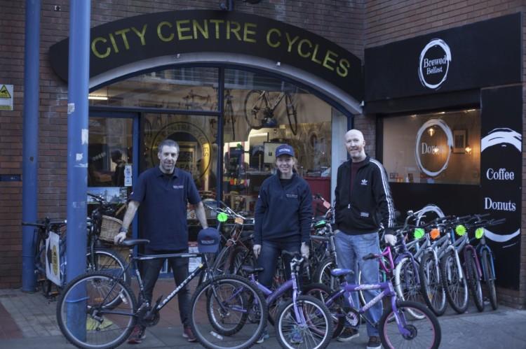 Belfast Bikebank