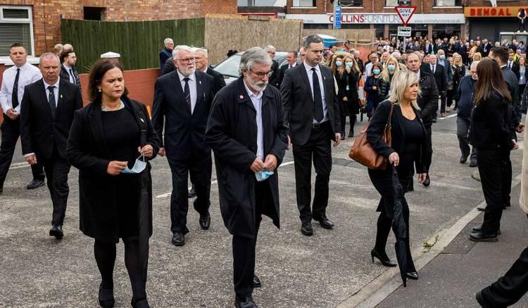 Bobby Storey funeral
